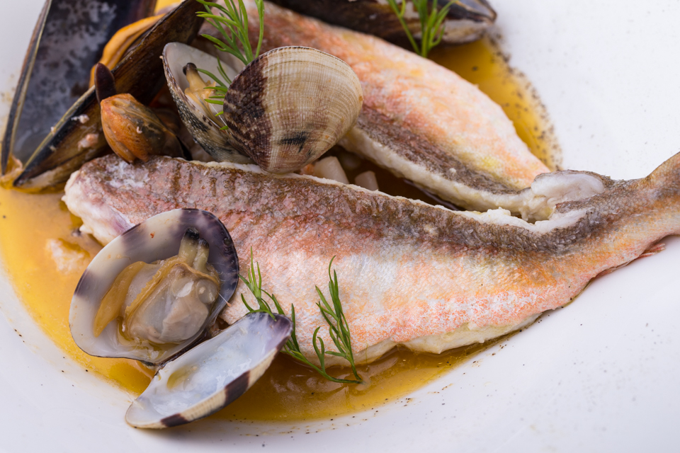 zuppetta di pesce