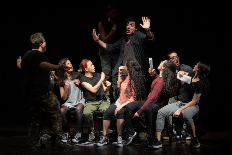 La Classe al Teatro Bellini