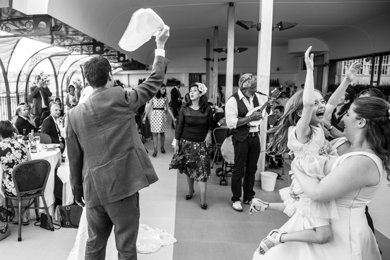 Neill + Claudia wedding reportage