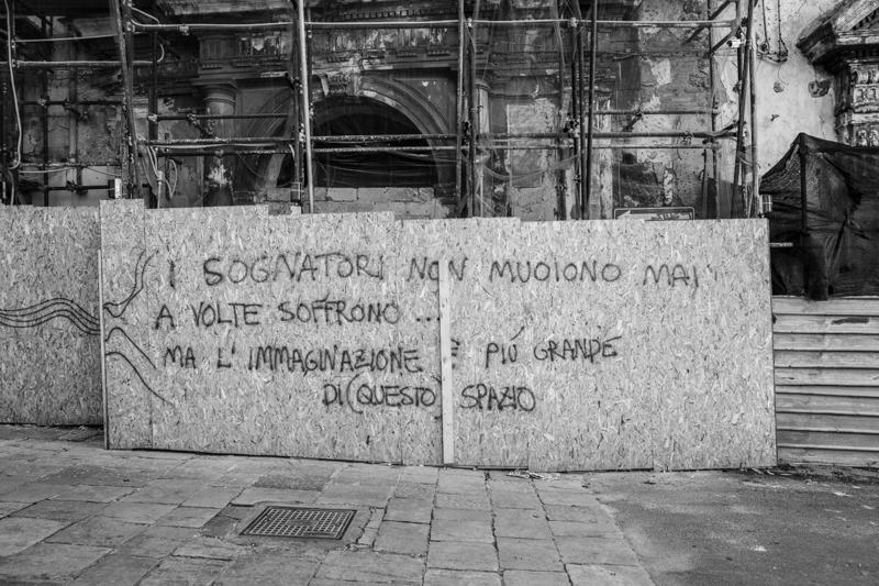 Per le strade di Palermo -