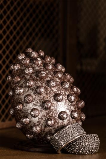 Le uova di Tres Chocò con i gioielli ERES -