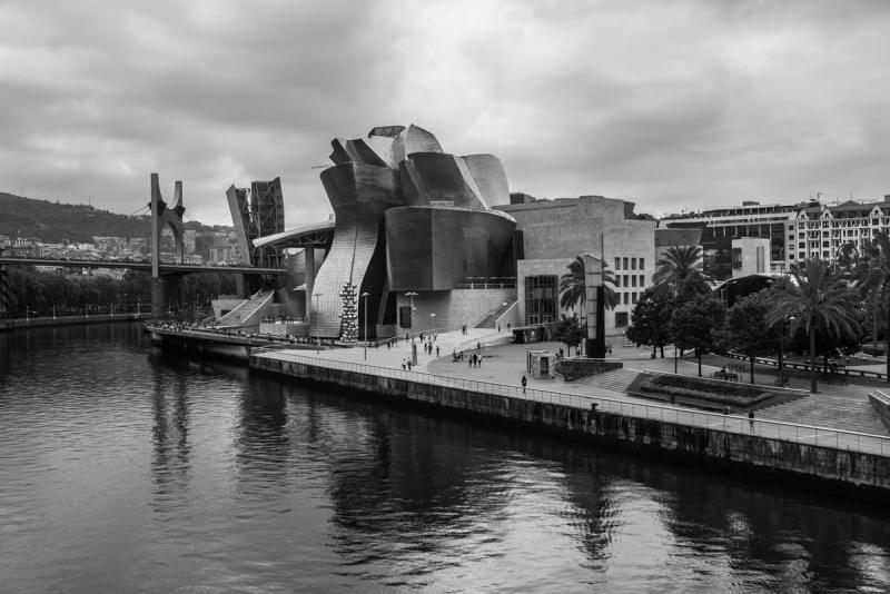 Museo Guggenheim di Bilbao