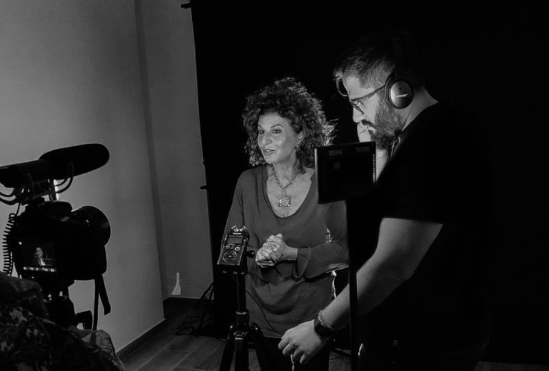 Non solo foto, l'esperienza di una produzione video