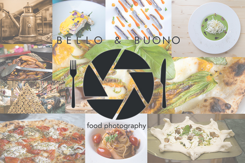 BELLO E BUONO FOOD PHOTOGRAPHY