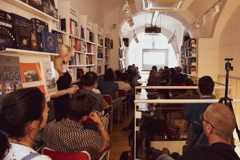 Open day del Corso di Fotografia Esplorativa